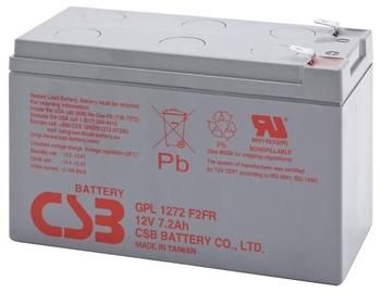 CSB 8 Kit GPL1272 F2 12V/7.2Ah Battery