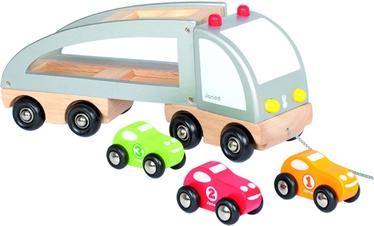 Janod Multi Cars Truck J05603