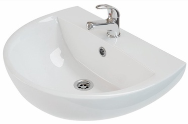 Kolo Washbasin Runa 55cm White