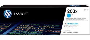 HP 203X High Yield Toner Cartridge Cyan