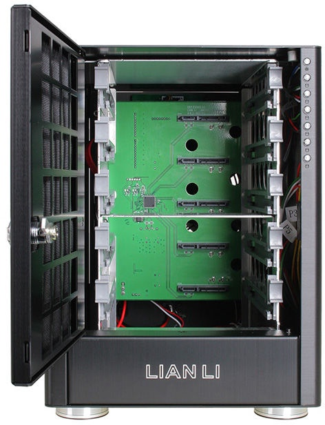 Lian Li EX-503 Hot Swap RAID HDD Case