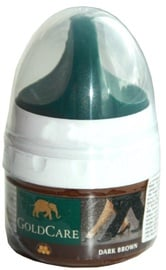 GoldCare Shoe Cream Polish Brown 60ml