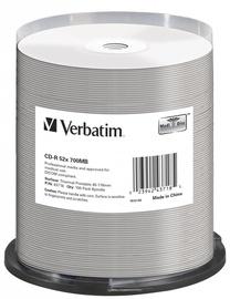 Verbatim CD-R DataLifePlus 700MB 52x 100pcs