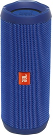 JBL Flip 4 Bluetooth Speaker Blue