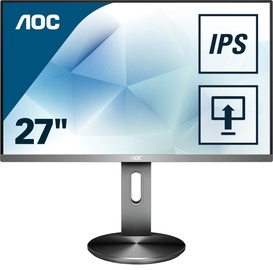 "Monitorius AOC I2790VQ/BT, 27"", 4 ms"