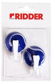 Ridder Hook Blue E 40mm
