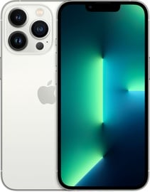 Мобильный телефон Apple iPhone 13 Pro, серебристый, 6GB/512GB
