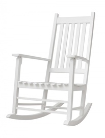 Bellamy Cosy Rocking Chair White