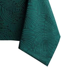 Скатерть AmeliaHome Gaia, зеленый, 1800 мм x 1150 мм