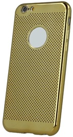 Mocco Luxury Back Case For Samsung Galaxy S7 Gold