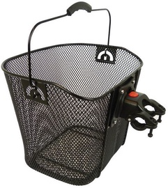 Dresco Front Bicycle Basket Black