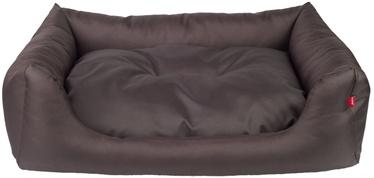 Amiplay Basic Sofa L 78x64x19cm Brown