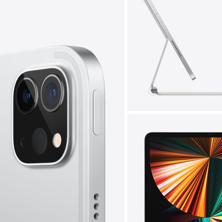 Планшет Apple iPad Pro 11 Wi-Fi 5G (2021), серый, 11″, 8GB/256GB, 4G