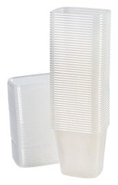 Vienkartinių šaldymo indelių komplektas, 250 ml, 50 vnt