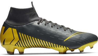 Nike Mercurial Superfly 6 Pro FG AH7368 070 Gray/Yellow 42