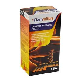 Valymo granulės kaminams Flammifera, 1 kg