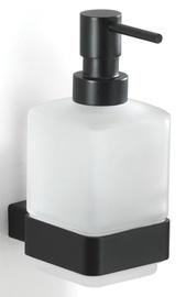 Gedy Lounge Soap Dispenser 5481-14 Black