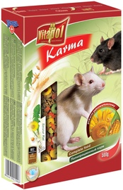 Sööt hamstritele Vitapol Complete Food For Rats 500g