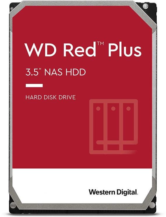 Western Digital Red Plus NAS HDD 4TB