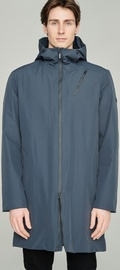 Audimas Waterproof Thinsulate Coat Blue L