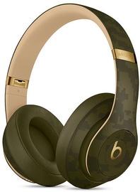 Беспроводные наушники Beats Studio3 Wireless Camo Collection, зеленый