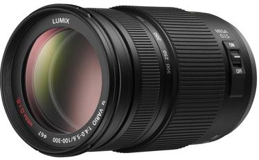 Panasonic LUMIX G VARIO 100-300mm F/4-5.6 Mega O.I.S.