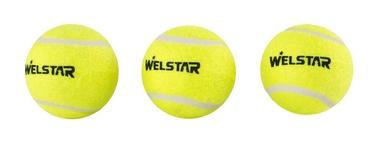 Welstar Tennis Balls 3pcs W102TB