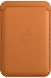 Кошелек Apple iPhone Leather Wallet with MagSafe, светло-коричневый