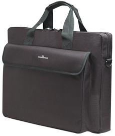 Ручная сумка Manhattan London, черный, 15.6″