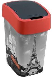 Curver Deco Flip Bin 25l Paris