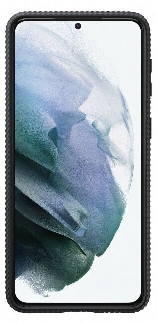 Samsung Protective Standing Back Case For Samsung Galaxy S21 Plus Black