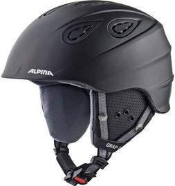 Alpina Grap 2.0 Black Matt 61-64