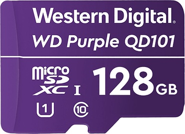Western Digital Purple QD101 Ultra Endurance microSDXC 128GB