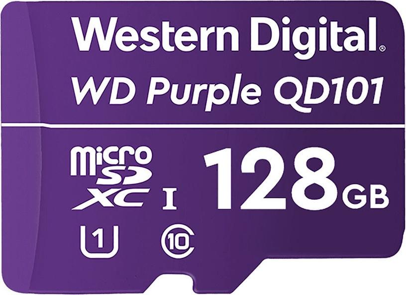 Mälukaart Western Digital Ultra Endurance, 128 GB