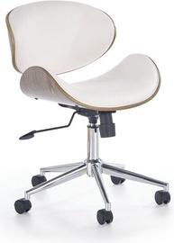 Biuro kėdė Halmar Alto White/Light Oak