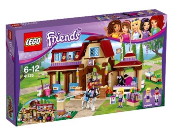 Lego Friends 41126 Heartlake'i ratsaklubi