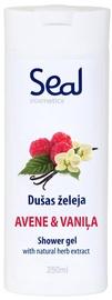 Seal Raspberry&Vanilla 250ml Shower Gel