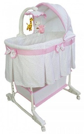 Milly Mally Sweet Melody Cradle Simple Pink