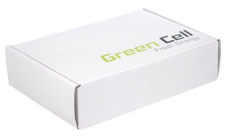 Green Cell Laptop Power Adapter For Samsung 3.16A 60W