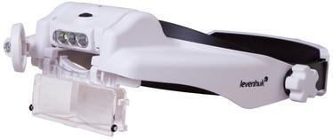 Levenhuk Zeno Vizor HR2 Head Rechargeable Magnifier