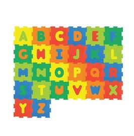 Žaislinė dėlionė - kilimas, Raidės, 26 dalių
