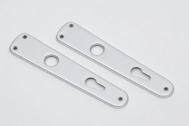 Durvju rokturis ar uzliku alumīnijs