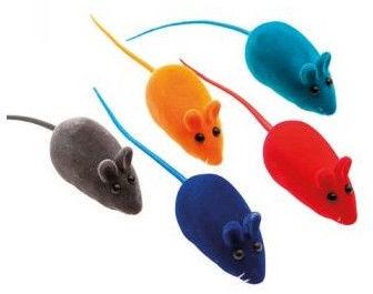 Comfy Cat Toy Mouse 6cm
