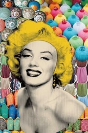 Signal Meble Marylin Glass Painting 80x120cm