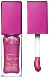 Блеск для губ Clarins Lip Comfort Oil Shimmer Funky Raspberry, 7 мл