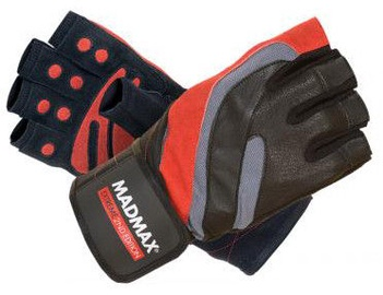 Mad Max EXtreme 2nd Edition Black Red Grey S