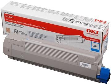 Lazerinio spausdintuvo kasetė Oki 44059211 Cyan