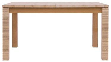 Black Red White Raflo Table