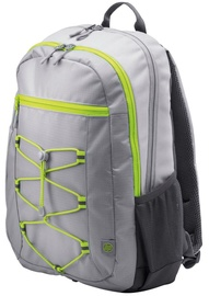 """HP Notebook Backpack For 15.6"""" Grey/Green"""