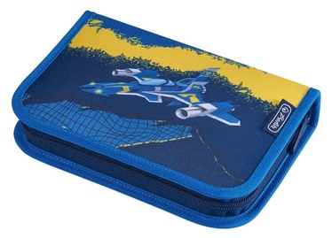 Herlitz Pencil Case 31 Pieces Jet